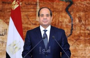 تفاصيل الاتصال الهاتفي بين السيسي ورئيس المجلس الرئاسي الليبي الجديد