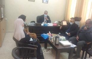 الشيخ خليفة يبحث تنفيذ برامج مع أطباء بلا حدود والشيخة فاطمة تبحث التعاون مع جمعية الاغاثة 48