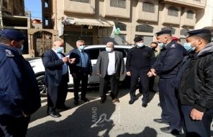 رئيس حكومة حماس: الإجراءات المفروضة هدفها حماية المنظومة الصحية في مواجهة الوباء