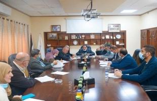 بلدية قلقيلية تعقد ورشة نقاش مع ممثلين من المجتمع المحلي حول مسودة موازنتها للعام 2021