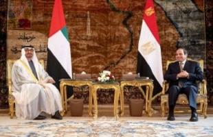 راضي: لقاء السيسي وبن زايد بحث المصالحة مع قطر  لكن لم تتبلور نتائج لتعلن