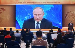 بوتين: إعادة توحيد شبه جزيرة القرم جاء لتعزيز الدولة الروسية
