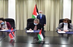 الصحة الفلسطينية توقع اتفاقيتين مع النرويج لدعم وزارة الصحة بقيمة 7.6 مليون دولار