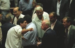 """""""رامون"""" يكشف الملاحظات """"السرية"""" بين عرفات ورابين.. والخطة الإسرائيلية البديلة لمفاوضات أوسلو"""