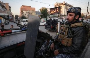 العراق: سقوط ثلاثة صواريخ على قاعدة بلد الجوية شمال بغداد