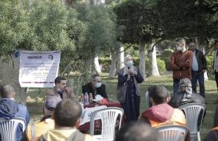 بلدية غزة وهيئة المستقبل للتنمية تنفذان مبادرة توعوية