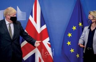 """ما هي العناصر الرئيسية لاتفاق ما بعد """"بريكست"""" بين الاتحاد الأوروبي وبريطانيا؟"""