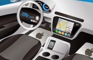 """Apple Car"" أول سيارة ذاتية القيادة من أبل.. فيديو"
