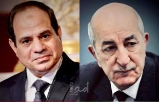 خلال اتصال تهنئة السيسي بسلامة تبون... توافق مصري جزائري على العمل من أجل استقرار ليبيا