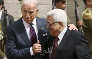 محدث - الرئيس عباس يتلقى اتصالا من الرئيس الامريكي بايدن