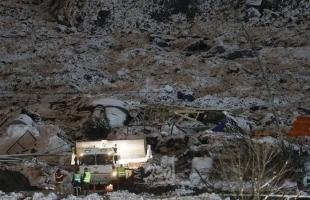 5 قتلى و6 مفقودين إثر انزلاق أرضي في النرويج