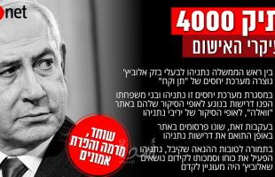 صحيفة عبرية تكشف تفاصيل لائحة الاتهام المعدلة ضد نتنياهو!