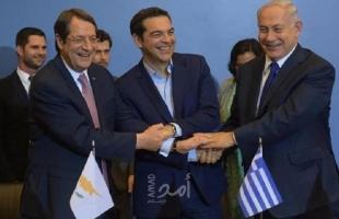 قناة عبرية تكشف عن صفقة أمنية واسعة بين إسرائيل واليونان