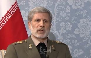 في رسالة لـ60 دولة.. وزير الدفاع الإيراني يؤكد تورط إسرائيل في اغتيال زاده