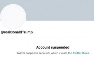 للمرة الأولى في التاريخ..تويتر يقرر وقف حساب ترامب بشكل دائم