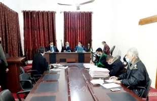 غزة: بداية دير البلح تعقد جلسة للمحاكمات السريعة في سجن طيبة المركزي