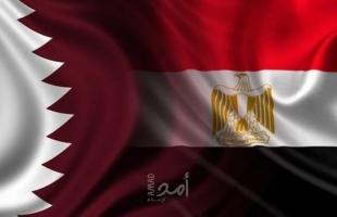 رئيس الوزراء القطري يناقش العلاقات الأمنية مع وزير الداخلية المصري