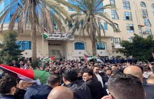 فصائل منظمة التحرير تؤكد دعمها لموقف نقابة المحامين