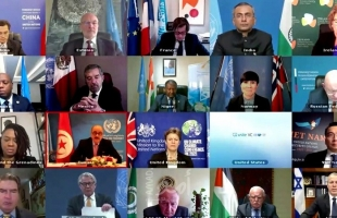 محدث3- مجلس الأمن الدولي يبحث مبادرة الرئيس عباس