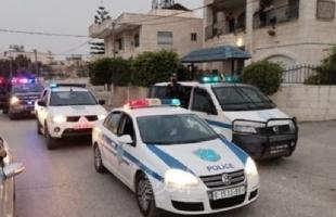 شرطة جنين تحرر مخالفات للسائقين وأصحاب المحال التجارية المخالفين للإغلاق المسائي