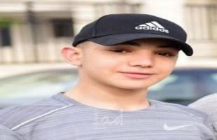 """سلطات الاحتلال تقرر تثبيت أمر الاعتقال الإداري بحقّ الطفل """"نخلة"""""""