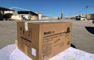 """إسرائيل تعلن تزويد الطواقم الطبية الفلسطينية بلقاحات """"كورونا"""" بكمية """"رمزية"""""""