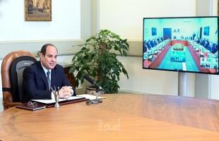 السيسي ورؤساء أجهزة المخابرات العربية يفتتحون مقر المنتدى العربي الاستخباري