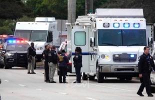 مقتل اثنين من عملاء مكتب التحقيقات الفيدرالي وجرح آخرين في إطلاق نار بولاية فلوريدا