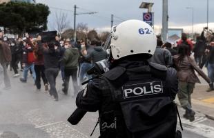 إسطنبول: الشرطة التركية تقمع تظاهرات طلابية تعارض قرارات أردوغان - صور