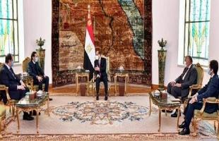 خلال لقاء الحريري.. السيسي يدعو لتشكيل حكومة مستقلة لحماية وحدة لبنان