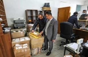 الإتصالات الفلسطينية تطلق المرحلة الأولى من مشروع الترميز البريدي