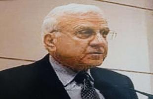 ذكرى رحيل البروفيسور نصير حسن عاروري عضو المجلس الوطني الفلسطيني سابقاً