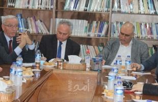 تفاصيل لقاء المنظمات الأهلية مع لجنة الانتخابات