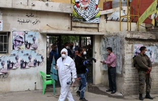 """""""الفلسطينيون في لبنان"""" وضع معيشي قاتم في ظل الفقر والبطالة وكورونا"""