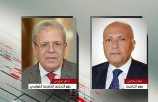 خلال اتصال هاتفي.. اتفاق مصري تونسي على تكثيف الجهود لإنهاء الأزمة الليبية