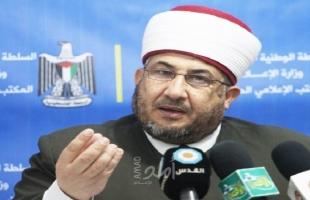 """رئيس قضاء حماس """"الشرعي"""": قرارات منع السفر مستندة إلى """"القانون العثماني""""!"""