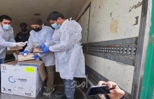 وصول 2000 جرعة من لقاح سبوتينك الروسي إلى غزة