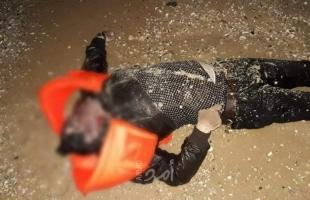 العثور على جثة مواطن مصري على شاطئ البحر  برفح