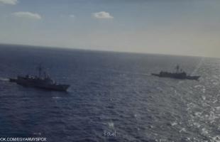 مصر وإسبانيا تجريان تدريبات عسكرية في البحر الأحمر