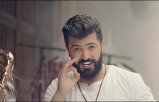 نجاة الفنان العراقي سيف نبيل من حادث مروع داخل منزله - فيديو
