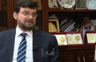 عيسى يقدم أوراق اعتماده لرئيس طاجيكستان سفيراً لدولة فلسطين
