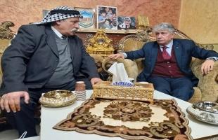 الشيوخي يشيد بقرارات الرئيس عباس وبنضالات موظفي تفريغات 2005