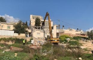 الأورومتوسطي: إسرائيل تهدم 58 منشأة فلسطينية وبنت 5000 وحدة استيطانية في القدس