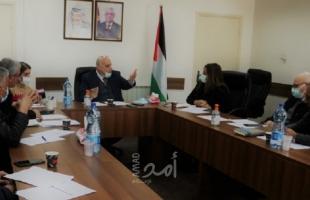 """رام الله: أبو جيش يعلن انطلاق المؤتمر الوطني الأول للحوار الاجتماعي بعنوان """"معالجة تحديات سوق العمل"""""""