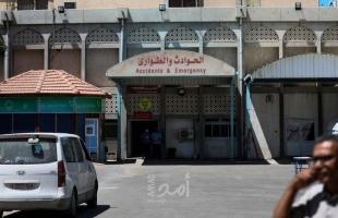 """العقاد: لدينا 30 حالة """"كورونا"""" داخل مستشفى غزة الأوروبي منها (18) حالة خطيرة"""