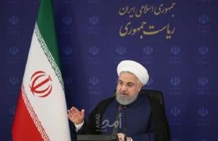 روحاني: نحن من نحدد أن العقوبات قد رفعت أم لا