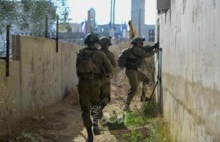 تدريبات لجيش الاحتلال في البلدات الإسرائيلية المحاذية لقطاع غزة