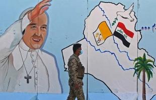 زيارة البابا للعراق