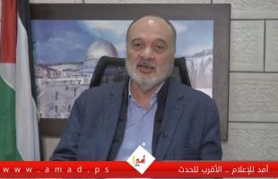 فيديو - أول تعليق من د. القدوة على قرار فصله من فتح: يثير الحزن والشفقة