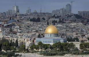 مسؤولون أوروبيون ينفذون جولة في أنحاء القدس الشرقية